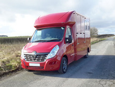 GEM HORSEBOXES NEW BUILD 3. 5 tonne