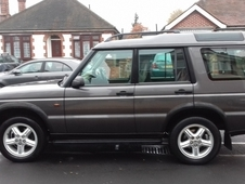 2001 Landrover Disovery TD5 II Series