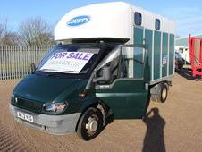 Ifor Williams Transit 3. 5t