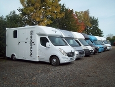 Selection of 3. 5 ton horseboxes for sale