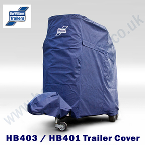 Ifor Williams HB401/HB403 Horse Trailer Cover