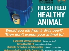 The Smart Animal Feed Bunker
