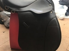 "17"" Ideal saddle"