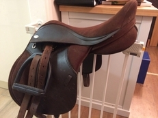 Thorowgood Pony Club GP Saddle