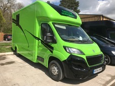 Taylor Horsebox Hire Box