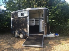 Ifor williams HB11 horse trailer 5months old