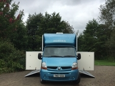 3. 5t Horsebox for sale