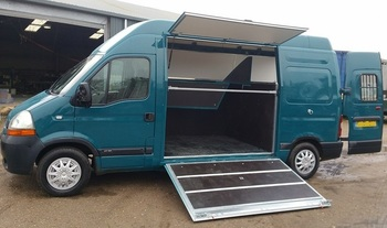 Renault Master 2008 3.5Ton Horsebox Only £6500