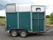 Ifor williams 505r horse trailer - 2003