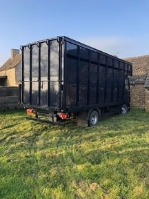 Hunting / Polo / Eventing Lorry - Under 7.5 tonnes
