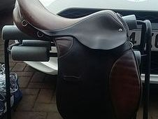 BROWN JEFFERIES GP SADDLE FOR SALE! !