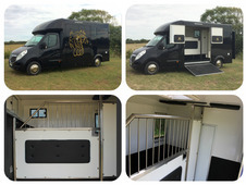 New 2016 Build Stallion Transportation horsebox by Owens £22,000 inc VAT plus chassis