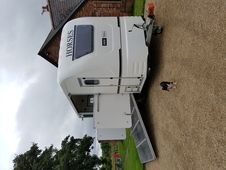 Very tidy Equitrek Trailer for sale