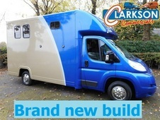 2012 Citroen Realy with brand new John Oates conversion
