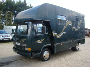 Daf 45- 130 Turbo 2 stall