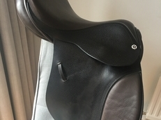 Cliff Barnsby saddle