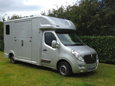 Brand New Quigley 3. 5 Ton Horsebox Long stall long term Hire or buy