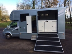 Ex Demo - 6.5T ICE Prestige Horsebox for sale