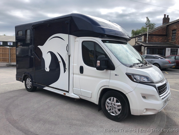 Pre Owned Equi-Trek Super Sonic Excel 4 Tonne Horsebox