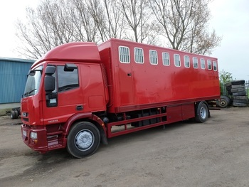 2008 IVECO Sleeper Cab Partitions for 8