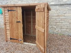 Horse tack/feed store, bike/mini shed/tool store delivery and fit...