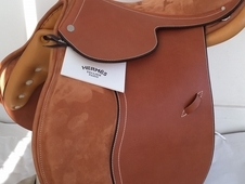 "Hermes Senlis saddle 17. 5"" - BRAND NEW"