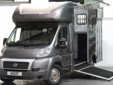 Alexanders Royal Ascot Renault 4. 5T 2 stall 2013 build