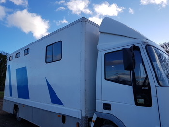 2004 Ford Iveco Horsebox
