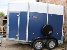 Ifor Williams 505 Trailer 2007