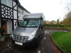 Renault Master Horsebox 3.5 tonne New Shape