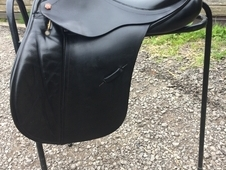 Albion GP K2 black saddle