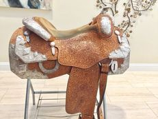 Blue Ribbon saddle for sale