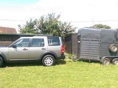 Land Rover Discovery3 + Trailer