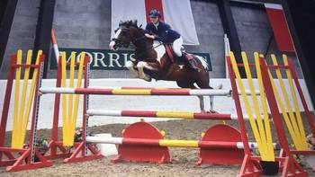 JUMPING PONY OF A LIFETIME / JC SCHOOLMASTER 146