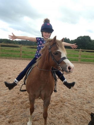 11.1hh M&M Lead Rein Pony