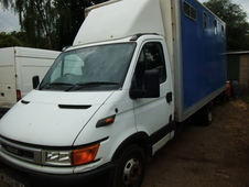 iveco daily 35c15 horse box px poss