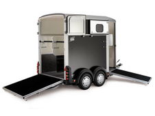 NEW SPECIAL OFFER Ifor Williams HB511 Double Horse Trailer (All C...
