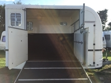 2010 Equitrek Space Trekka Trailer