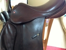 FALCON HAWK EVENT SADDLE - 17.5