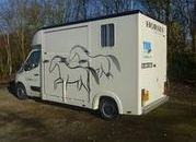 Self Drive Horsebox & 4x4 Hire - Kent