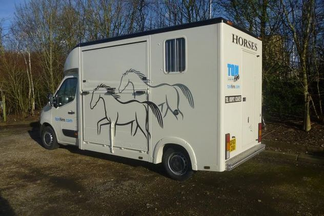 Fascination About Horsebox Hire Ashford Kent