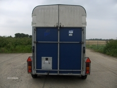 Ifor Williams HB505R (Hunter) 2 Horse Trailer