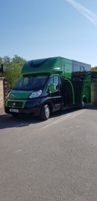 62 LONG STALL WILDTRACK WEEKENDER  3.5T FIAT DUCATO LWB