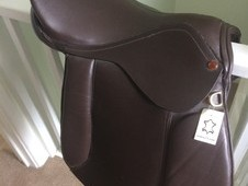 English leather GP Saddle