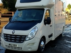 New High Spec Build Renault Master 2012