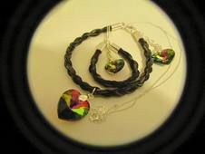 ! ! ! ! BESPOKE HORSEHAIR JEWELLERY DESIGNED BY YOU FOR £15! ! ! !