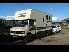 SOLD TO A LOVELY HOME 7. 5 horsebox H REG REDUCED