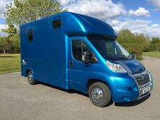 Stunning New County Horsebox Eco Sport 35