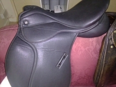 Saddle new thorowgood