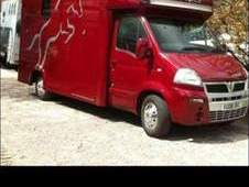 Beautiful 3. 5 tonne horsebox